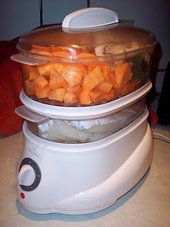 Cooking Healthy Foods With A Food Steamer Fast Simple And