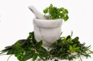 SELF-MEDICATING WITH HEALING FOODS