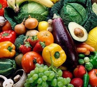 Phytonutrients Locked in Colorful Vegetables and Fruits