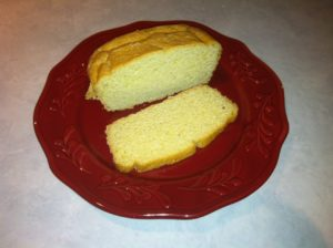 Coconut Butter Bread