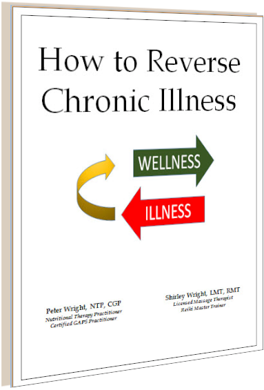 How to Reverse Chronic Illness Book